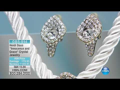 HSN | Heidi Daus Jewelry Designs 05.17.2017 - 10 AM