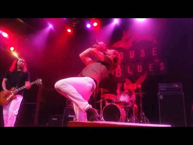 CARDIAC House Of Blues Show Highlights