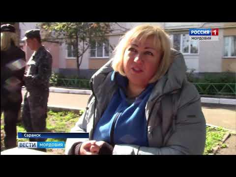Задержали одного из подозреваемых в массовой кражи из автомобилей в Саранске