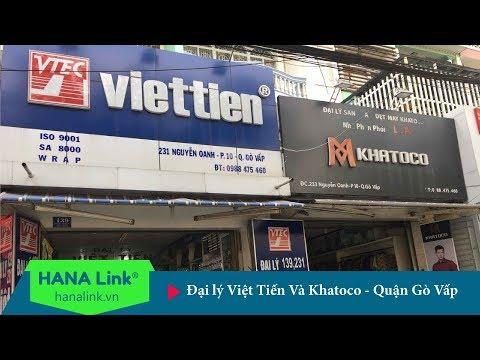 Đại lý Việt Tiến Và Khatoco - Quận Gò Vấp