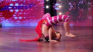 vietnams got talent 2016 - tap 01 - be 9 tuoi voi tiet muc dancesport - nguyen ngoc ha my
