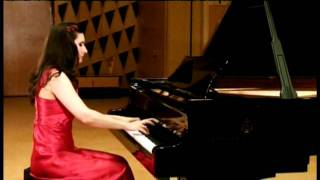 Katalin Zsubrits plays Brahms - Intermezzo in A major Op. 118, No. 2 (live)