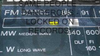 UK GARAGE - SAME PEOPLE - DANGEROUS - LOCKED ON RECORDS LOCKED008