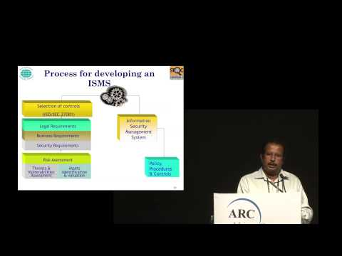 ISMS Based on ISO 27001 as an Information Security Strategy,  M V Padmanabhayya, STQC