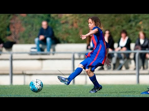 [ESP] Final del MIC Infantil 2017: FC Barcelona A - Celta (3-1)