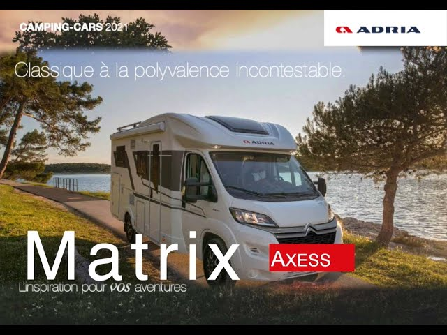 Matrix Axess 2021