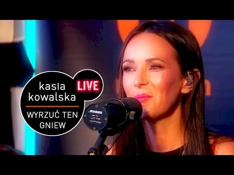 Kasia Kowalska - Wyrzuć Ten Gniew (Live at MUZO.FM)