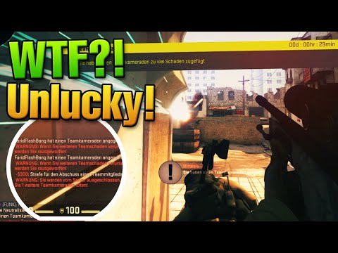 CS:GO WTF?! Unlucky! #2 Best m8 ever! :D