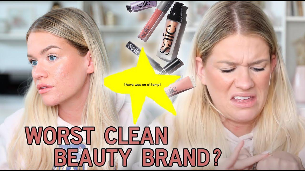 WORST CLEAN BEAUTY BRAND?   Samantha Ravndahl