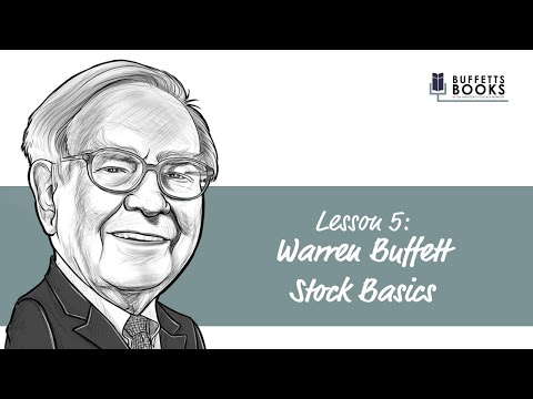 5. Warren Buffett Stock Basics