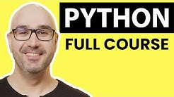 Python Tutorial - Python for Beginners - Learn Python Programming [2020]