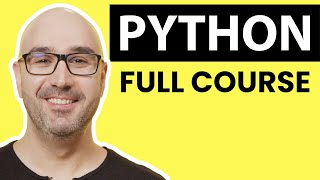 Python Tutorial for Beginners | Full Python Programming Course [2019]