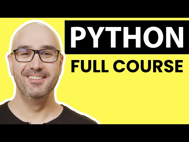 Python Tutorial for Beginners [Full Course] 2019