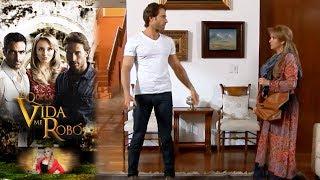 Alejandro le hace jugosa oferta a Graciela | Lo que la vida me robó - Televisa