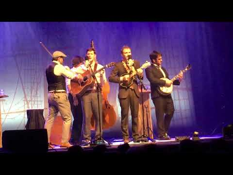 Let It Happen  Punch Brothers cover of Tame Impala 072718 State Theater, Portland, ME