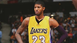 NBA Fines Lakers $500K for Tampering with Paul George!