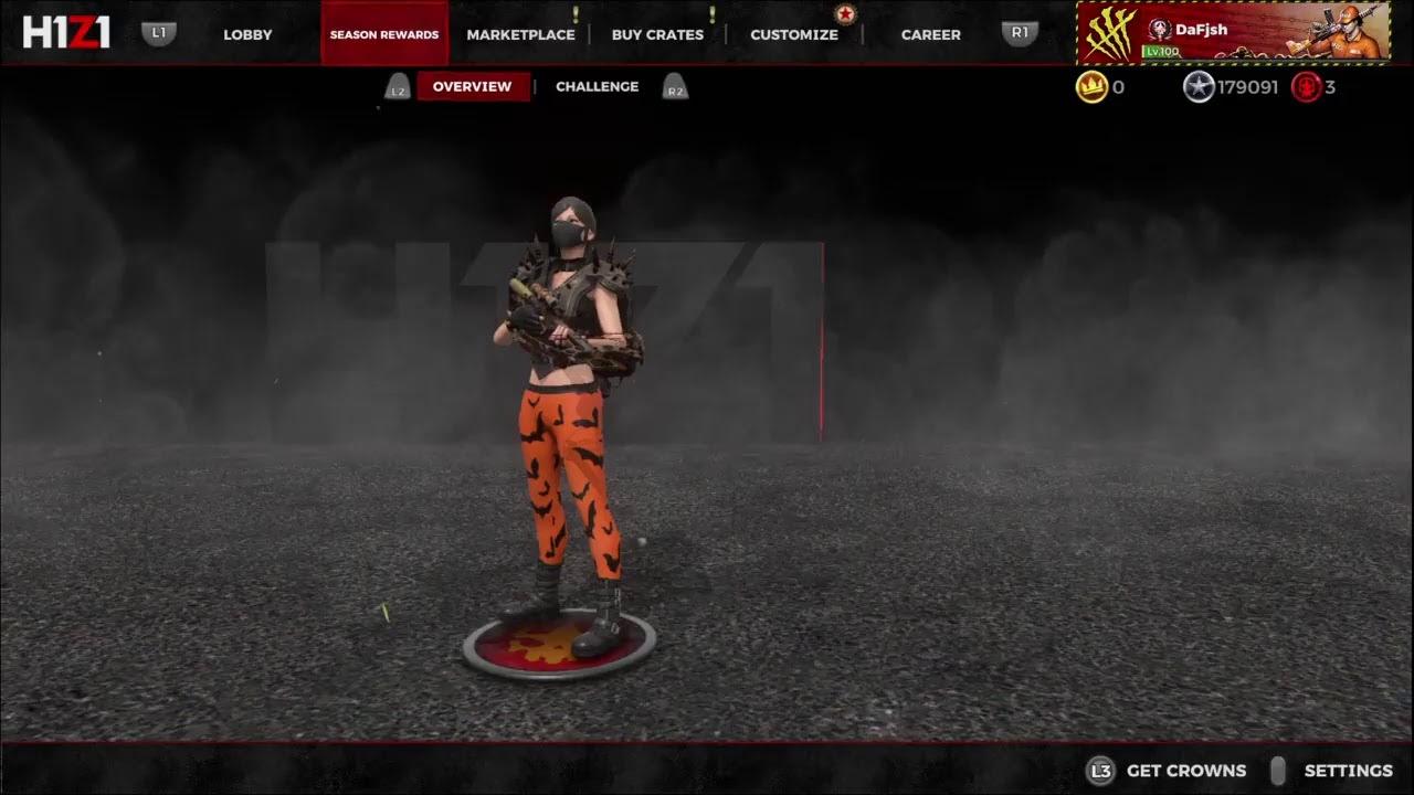 [LIVE] H1Z1 Battle Royale [PS4] Good Vibes! [GER/ENG]