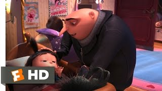 Despicable Me 2 (2/10) Movie CLIP - Goodnight Girls (2013) HD