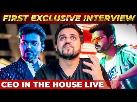 SARKAR - CEO In The House Song Live Performance | Singer Nakul Abhyankar | Thalapathy Vijay | RS 40