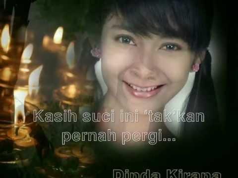 Dinda Kirana-Saranghae (Aku Cinta Kamu - I Love You) (with Lyrics)