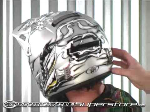 '09 Shift Agent Helmet