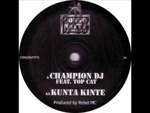BLACKSTAR -- Kunta Kinte -- old school ragga Jungle