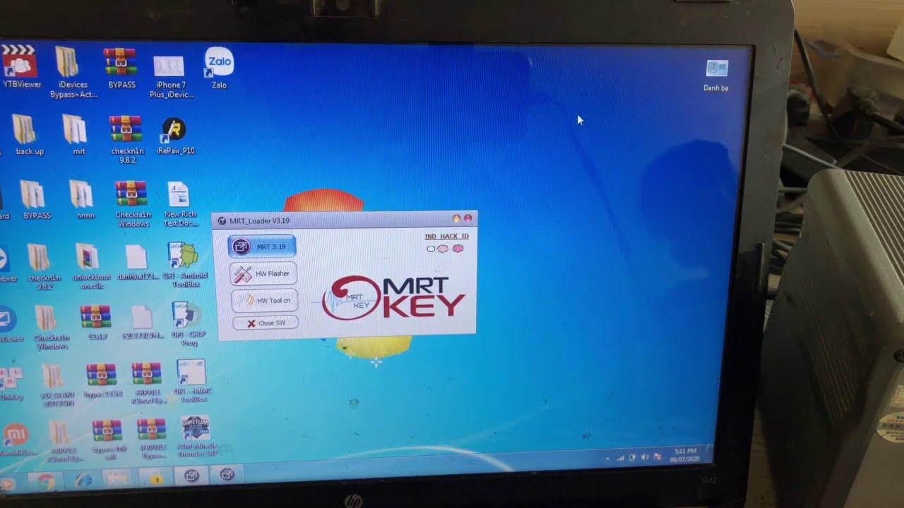 MRT 3.19 full + key free  100%  win 7 new 2020 chia se nghiep du
