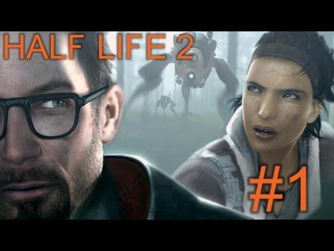 Прохождение Half-Life 2 с Карном. Часть 1