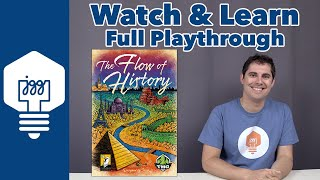 Watch & Learn: The Flow of History - Full Playthrough
