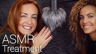 ASMR Hand & Arm Treatment 🌟 w/ Peeling, Massage, Lotion & Tracing thumbnail