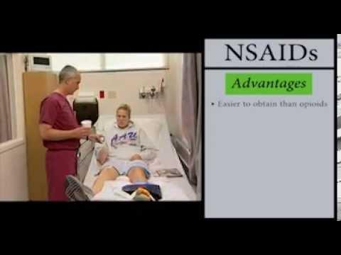 Pain Management Pharmacological Treatments
