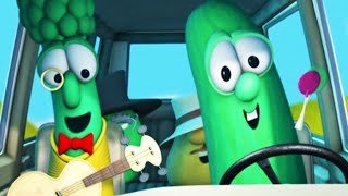 VeggieTales |  Biscuit of Zazzamarandabo | Silly Songs With Larry | Kids Cartoon | Kids Videos