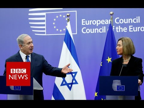 Jerusalem: Netanyahu expects EU to follow US recognition  BBC