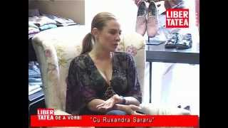 Libertatea de a vorbi - in vizita la Adina Buzatu