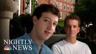 Facebook Co-Founder Speaks Out After Calling To Break Up Tech Giant | NBC Nightly News