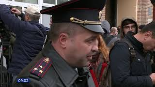 Мамаев и Кокорин после допроса задержаны на двое суток и ждут меры пресечения