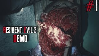 Resident Evil 2 REmake 1-Shot Demo FULL 4k60 Playthrough