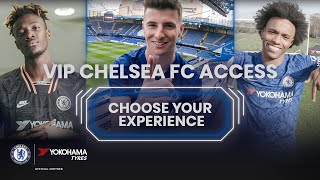 Gambar cover VIP Chelsea FC Access with Yokohama - Drive For More | Choose Your Experience!