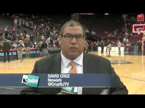 a3d44f9741a New Jersey Nets Lose Last Home Game - YouTube