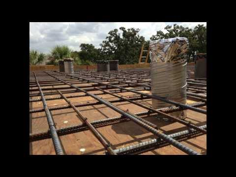 Residential Concrete Safe Room - B.J. McGuire Concrete
