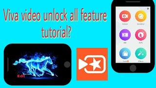 Viva video edit free unlock all paid feature with full tutorial (Hindi/Urdu)