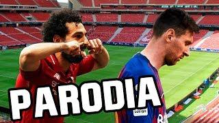vuclip Canción Liverpool vs Barcelona 4-0 y vs Tottenham (Parodia Tumbando el Club y Otro Trago)