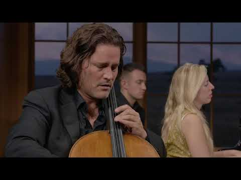 Zuill Bailey & Natasha Paremski play Rachmaninoff: Cello Sonata in G minor, 3. Andante