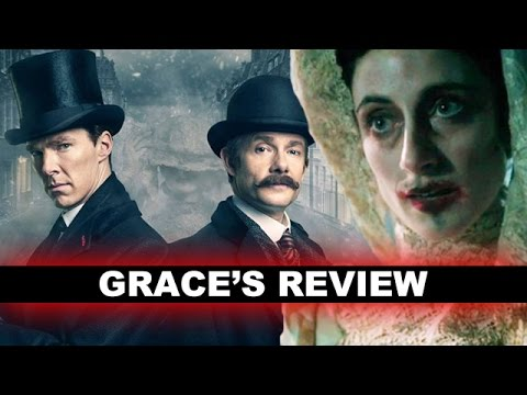 Sherlock The Abominable Bride Review aka Reaction - Beyond The ...