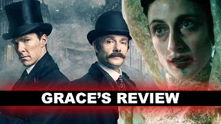 Sherlock The Abominable Bride Review aka Reaction - Beyond The Trailer