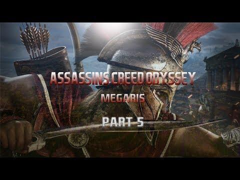 ASSASSINS CREED ODYSSEY | GAMEPLAY WALKTHROUGH | MEGARIS | PART 5