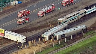 Metrolink Train Accident: Details Emerge About Truck on Tracks