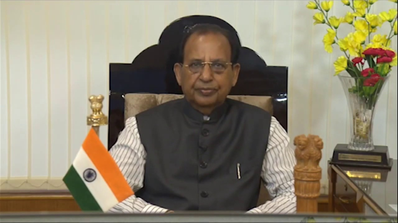 Message from His Excellency, Professor Jagdish Mukhi,  Governor of Assam