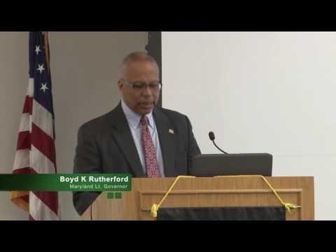 Lt Gov Energy Panel Speech