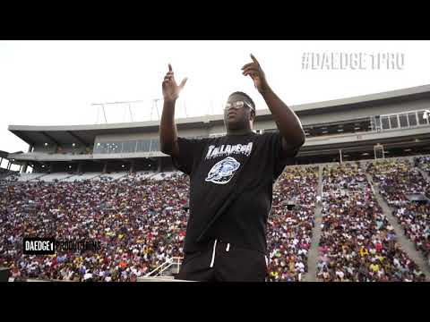Talladega College | Field Show | Battle for Birmingham 2019